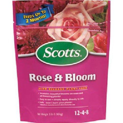 Aids-nahrungsergänzungsmittel (Scotts Rose & Bloom Nahrungsergänzungsmittel 1,36 kg)