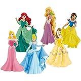 Princesas Disney - Bumper Pack, set con figuras (Bullyland Y13362)