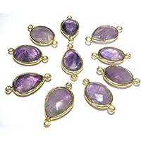 Beautiful Zehn Amethyst Anschluss Perlen Crystal Healing Reiki Feng Shui Frauen Herren Geschenk Fashion Jewelry... preisvergleich bei billige-tabletten.eu