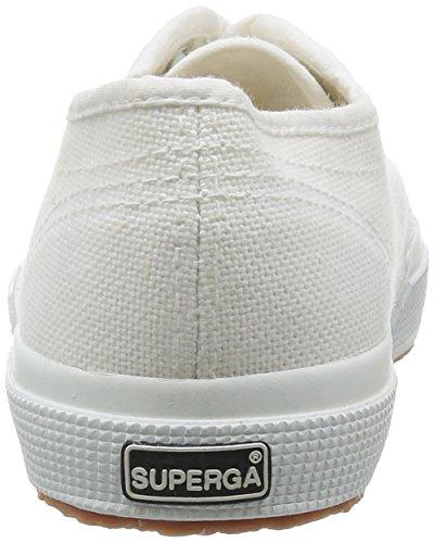 Superga 2750-Jcot Classic Scarpe da Ginnastica, Unisex Bambini Bianco (901)