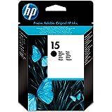 HP C6615NE - Cartucho de tinta HP 15, negro