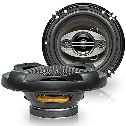 Upgrade Lautsprecher 165mm für VW Golf 3 Cabrio (93-98) Koax Vordere Türen