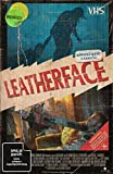 Leatherface (Uncut) - Limited Collector's Edition im VHS-Design (+ DVD) [Blu-ray]