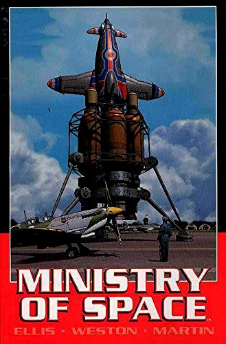 Ministry Of Space por Warren Ellis