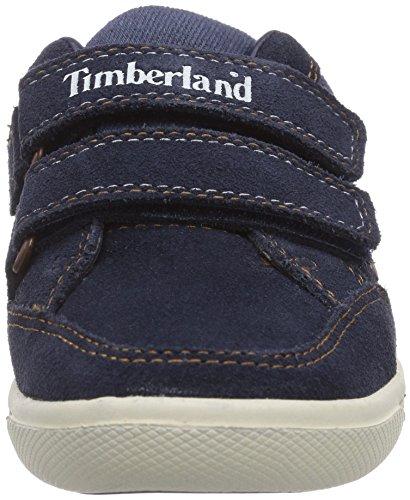 Timberland - Littletonekh Loxnvy, Sneaker basse Bambino Blu