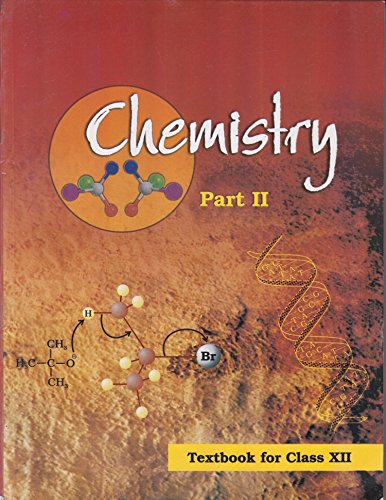 Chemistry Textbook Part - 2 for Class - 12  - 12086