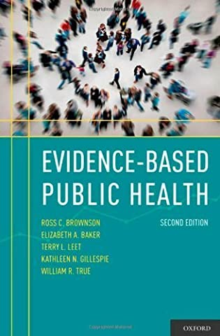 Evidence-Based Public Health by Ross C. Brownson (2010-12-03)