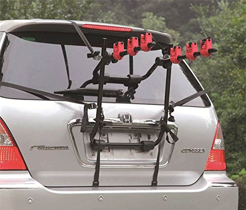 Multi-Bargains-Offers-Universal-Bike-Bicycle-Cycle-Deluxe-Rear-Mount-Towbar-Car-Rack-Carrier