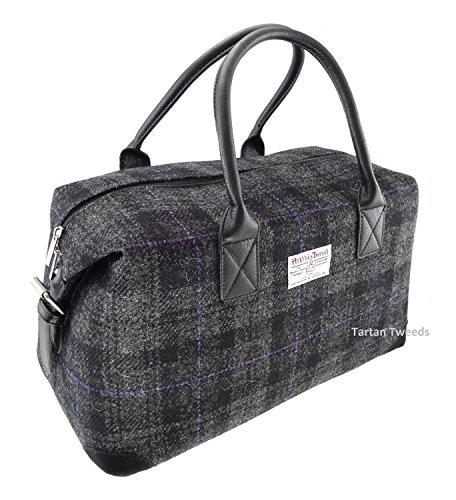 Authentic-Harris-Tweed-Holdall-Unisex-Bag-LB1006