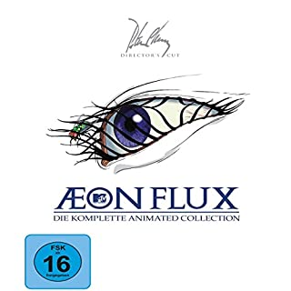 Aeon Flux - Die komplette animated Collection [3 DVDs]