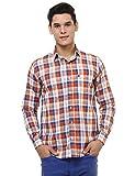 Oxolloxo Men Cotton Check Shirt