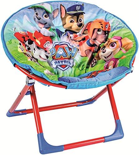 Paw Patrol Kinder Klappstuhl Moon Kinder runder Sitz