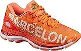 Asics Gel-Nimbus 20 Barcelona Marathon, Zapatillas de Running para Hombre, Varios Colores (Barcelona/2018/Orange 3030), 40.5 EU