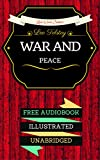 Image de War And Peace: By  Leo Tolstoy  & Illustrated (An Audiobook Free!) (English Edit