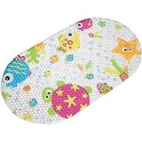 EGOMARKET tapis de bain antidérapant tapis de baignoire antidérapant pour les bébés (Ocean)