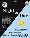 Volume 51: Night & Day (Jamey Aebersold Play-A-Long Series)