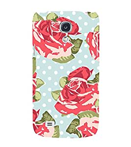 StudioArtz Paint The Town Red Slim Fit Shock Proof Hard Polycarbonate Unique Matte Finish Printed Designer Mobile Phone Back Cover Case For Samsung I9500 Galaxy S4, Samsung S4, Samsung I9505 Galaxy S4, Samsung Galaxy S4 Value Edition I9515 I9505G