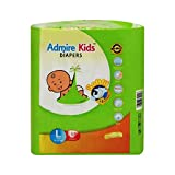Admire Kids Large Baby Disposable Diaper...