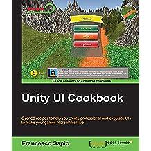 Unity UI Cookbook (English Edition)