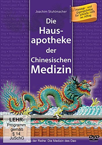 Die Hausapotheke der Chinesischen Medizin, DVD