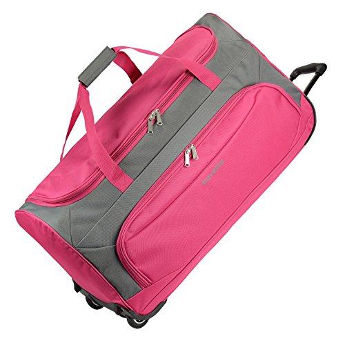 Travelite Garda Pop XL Reisetasche groß mit Rollen Damen und Herren mit Trolley-Funktion 72 cm