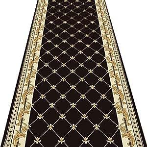 Zengai tapis de couloir antid rapant foyer tapis escaliers salon lavage en machine taille - Lavage tapis maison ...
