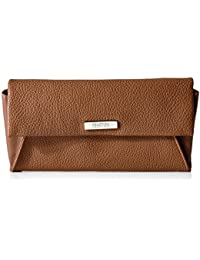 Kenneth Cole Reaction Tour Mates Envelope Wallet on a String Crossbody with Rfid Blocking