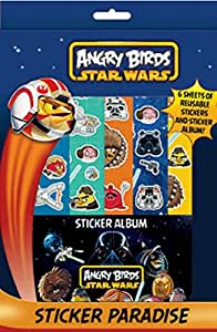 anker ank2602 absp angry birds star wars aufkleber. Black Bedroom Furniture Sets. Home Design Ideas
