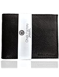 [Sponsored]Chalk Factory Top Grained Natural Leather Bifold Wallet #CF01