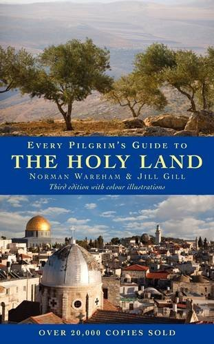 Every Pilgrim's Guide to the Holy Land Cover Image