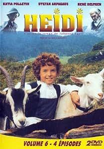 Heidi : volume 6 (4 épisodes)