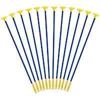 12pack Kids Archery Sucker Arrow Caza Juvenil Lechón Seguro Flechas para Niños Arco Recurvo Compuesto Flechas de Arco Conjunto Disparos Blancos al Aire Libre