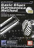 Basic Blues Harmonica Method, Level 1: Level 1, Complete Blues Harmonica Lesson Series (David Barrett's Harmonica Masterclass Complete Blues Harmoni)