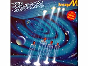 Ten Thousand Lightyears / 10.000 Lightyears (Club Edition) [Vinyl LP record] [Schallplatte]
