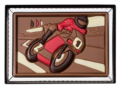 """Preisvergleich Produktbild Schokoladen Geschenkpackung """"Motorrad"""" 85g"""
