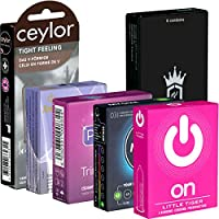 Der Kondomotheke Special Tight Pack A6-6x engere Kondome (Amor, Ceylor, Kung, My.Size, On), Pasante) - Probierset! preisvergleich bei billige-tabletten.eu