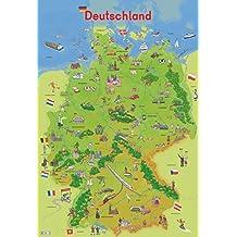 deutschlandkarte kinder Suchergebnis auf Amazon.de für: deutschlandkarte kinder: Bücher deutschlandkarte kinder