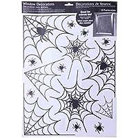 V-RULE Set di Decorazioni per Halloween - Halloween Zombie Scars Adesivi per  Tatuaggi - Ragnatele Decorative - Decalcomania ... 2a63ccc16b9c