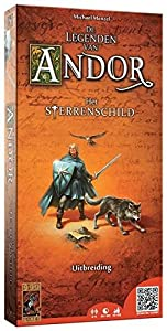 999 Games De Legenden Van Andor: Het Sterrenschild - Juego de Tablero (Multi)