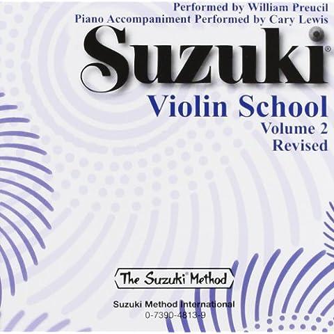 Suzuki Violin School: 2