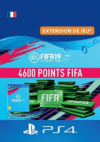 FIFA 19 Ultimate Team - 4600 FIFA Points | Code Jeu PS4 - Compte français