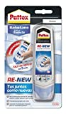 Pattex ReNew, silicona para renovar juntas antiguas, blanco, 100ml