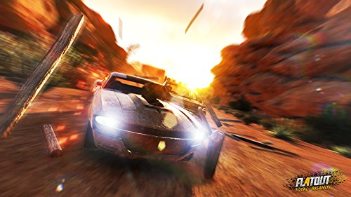 FlatOut 4 Total Insanity screenshot