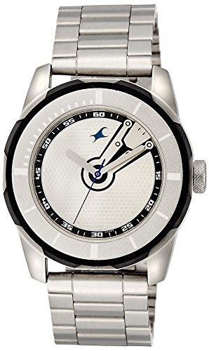 51IiQaTsHUL - 3099SM01 Fastrack Economy 2013 Silver Mens watch
