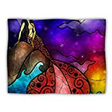 Kess eigene Mandie Manzano Märchen Meerjungfrau Pet Dog Decke, 60von 127cm
