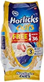 #9: Horlicks Plain Rolled Oats, 500g with Free Pearlpet Bottle, 1L