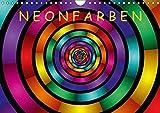 Neonfarben / CH-Version (Wandkalender 2017 DIN A4 quer): Ein Kalender für junge und junggebliebene Leute (Monatskalender, 14 Seiten ) (CALVENDO Kunst)