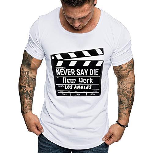 Herren Top Weiß Herren Shirt Langarm Tomy Hilfiger Kanpola Herren t-Shirts 3D Herren Shirt Jack and Jones Herren Poloshirts Kurzarm Weiss