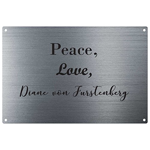 peace-love-diane-von-furstenberg-vintage-decorative-wall-plaque-ready-to-hang