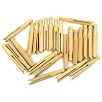Natural Dolly Pegs (Pack of 24)
